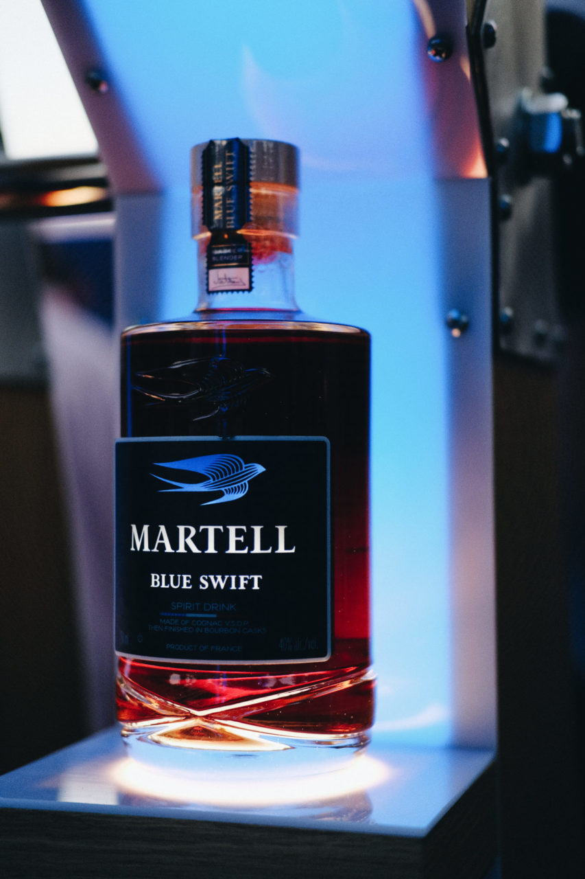 Martell Blues Passion